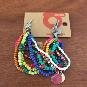 Jewelry - Swap Bops Beaded Bracelet